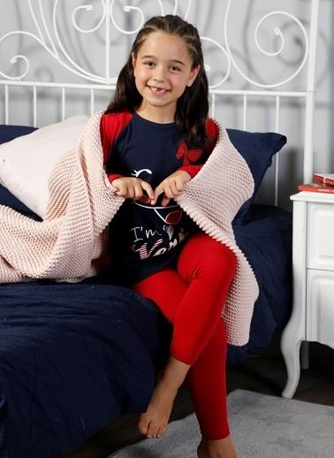Elitol Pijama Takım Lacivert